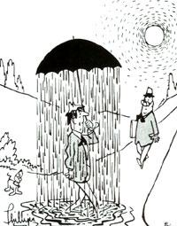 Sonne oder Regen - Es ist Ihre Wahl!